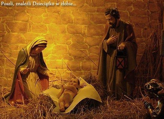 Święta Rodzina w Betllejem